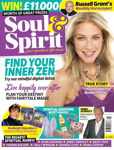 Soul & Spirit August 18, 2017 00:00
