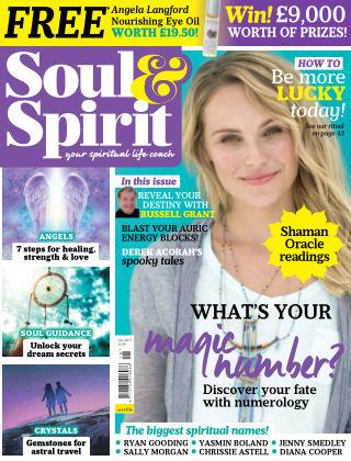 Soul & Spirit November 2017