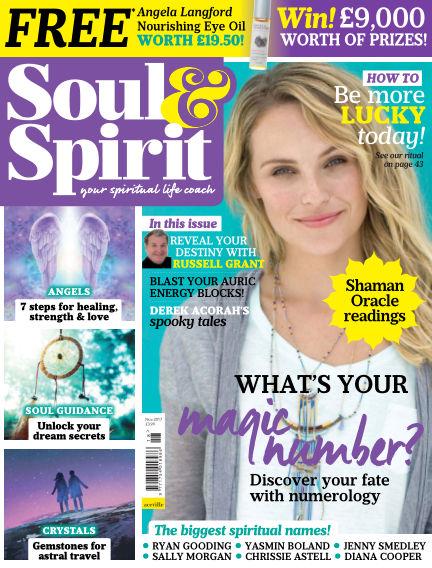 Soul & Spirit October 20, 2017 00:00
