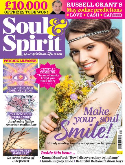 Soul & Spirit April 19, 2018 00:00