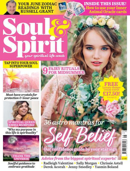 Soul & Spirit May 17, 2018 00:00