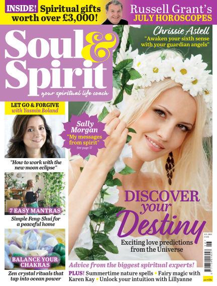 Soul & Spirit June 21, 2018 00:00