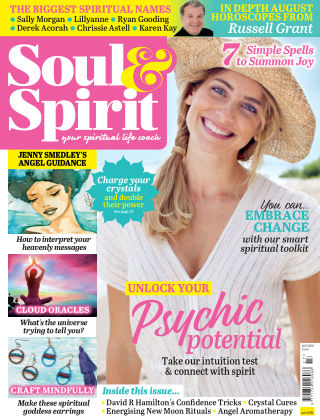 Soul & Spirit August 2018