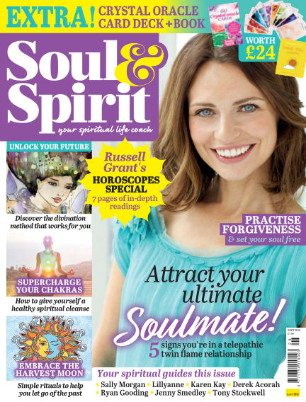 Soul & Spirit August 16, 2018 00:00