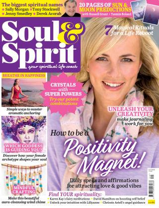 Soul & Spirit Oct 18