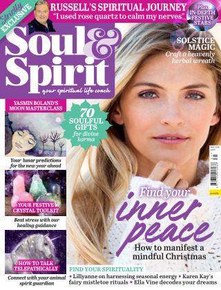 Soul & Spirit December 2018
