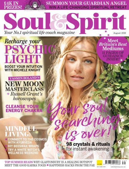 Soul & Spirit July 19, 2019 00:00