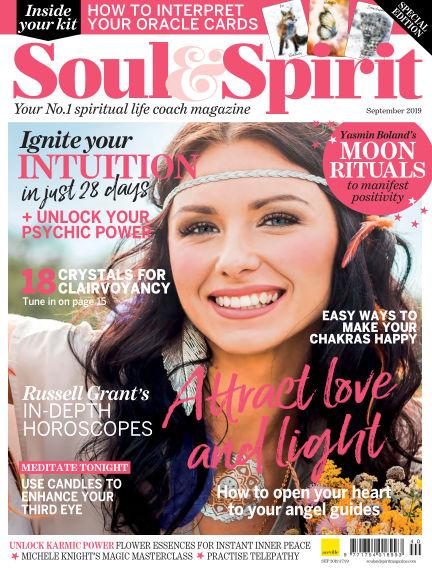 Soul & Spirit August 15, 2019 00:00