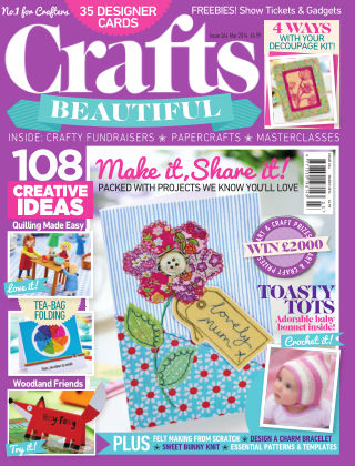 Crafts Beautiful March 2014