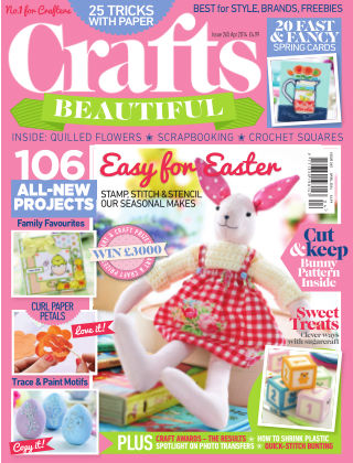 Crafts Beautiful April 2014
