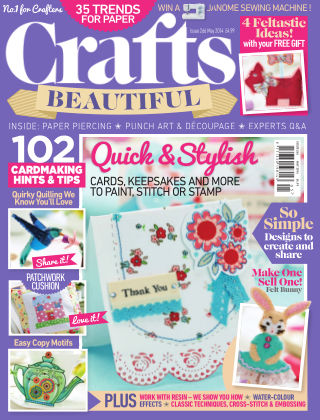 Crafts Beautiful May 2014