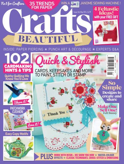 Crafts Beautiful April 04, 2014 00:00