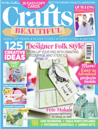 Crafts Beautiful June 2014