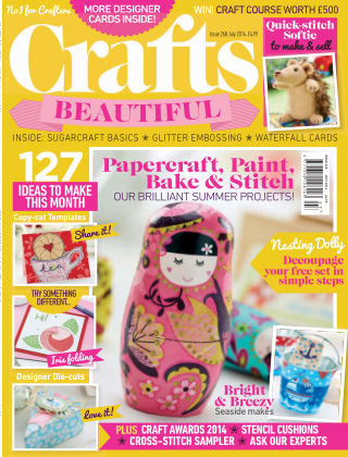 Crafts Beautiful July 2014
