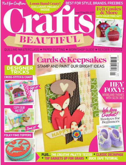 Crafts Beautiful July 25, 2014 00:00