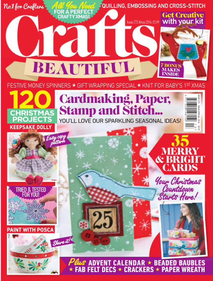 Crafts Beautiful September 19, 2014 00:00