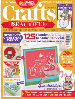 Crafts Beautiful November 2014