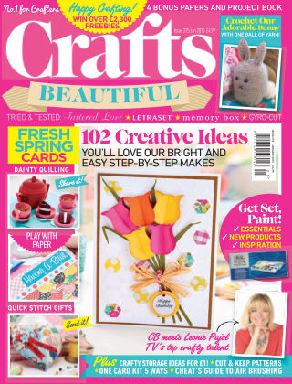 Crafts Beautiful January 2015