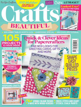 Crafts Beautiful February 2015