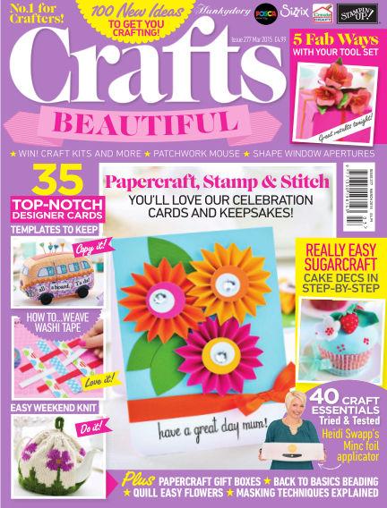 Crafts Beautiful February 06, 2015 00:00