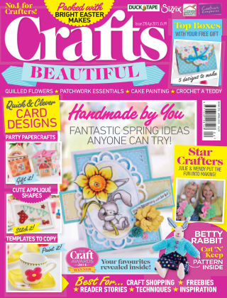 Crafts Beautiful April 2015