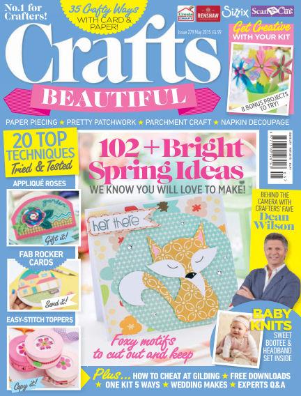 Crafts Beautiful April 02, 2015 00:00