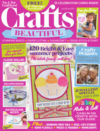 Crafts Beautiful June 2015
