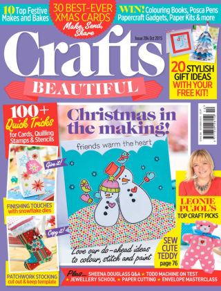 Crafts Beautiful October 2015