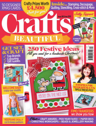 Crafts Beautiful Xmas Spec 2015