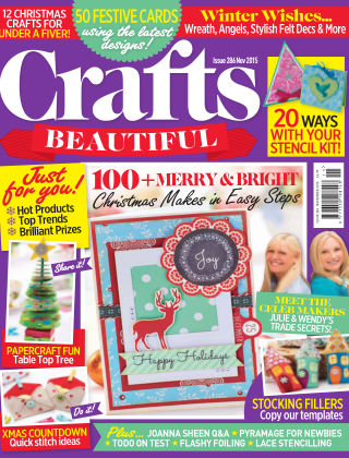 Crafts Beautiful November 2015
