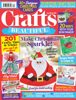 Crafts Beautiful December 2015