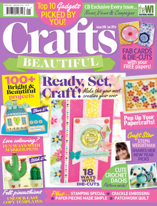 Crafts Beautiful January 2016