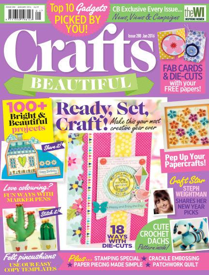 Crafts Beautiful December 11, 2015 00:00