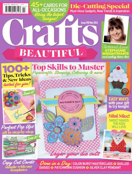 Crafts Beautiful February 05, 2016 00:00