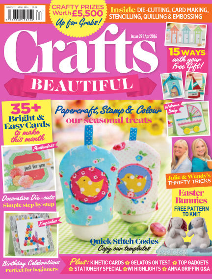 Crafts Beautiful March 04, 2016 00:00