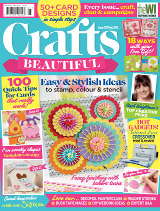 Crafts Beautiful May 2016