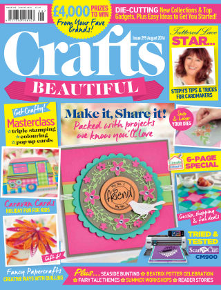Crafts Beautiful August 2016