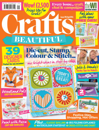 Crafts Beautiful September 2016