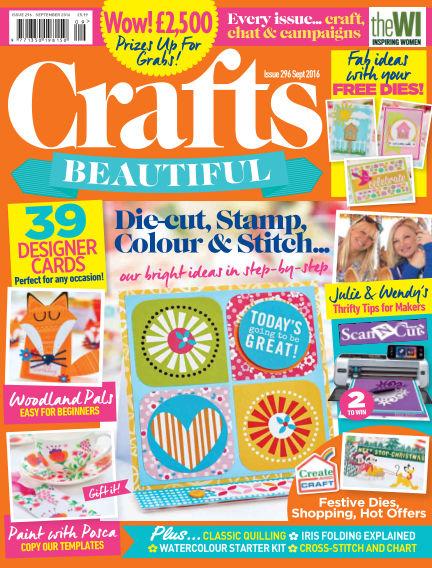 Crafts Beautiful July 22, 2016 00:00