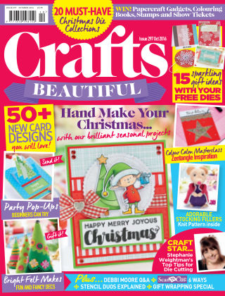 Crafts Beautiful October 2016