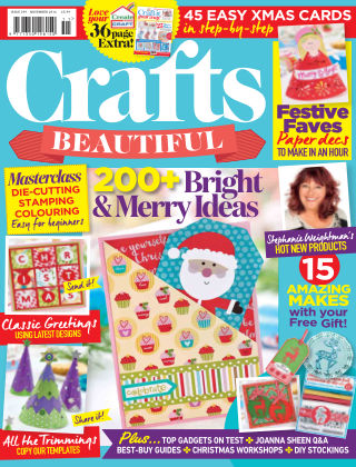 Crafts Beautiful November 2016