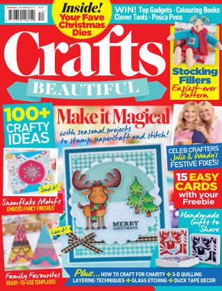 Crafts Beautiful December 2016