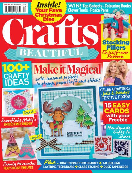 Crafts Beautiful November 11, 2016 00:00