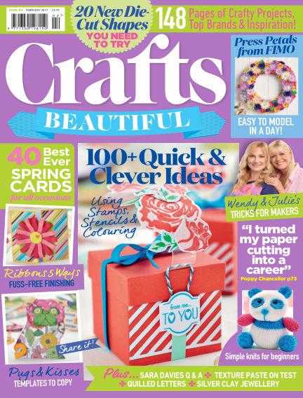 Crafts Beautiful January 06, 2017 00:00
