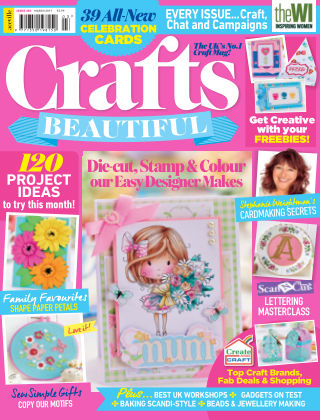 Crafts Beautiful March 2017