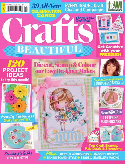 Crafts Beautiful February 03, 2017 00:00