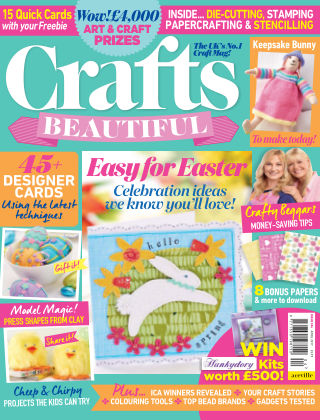 Crafts Beautiful April 2017