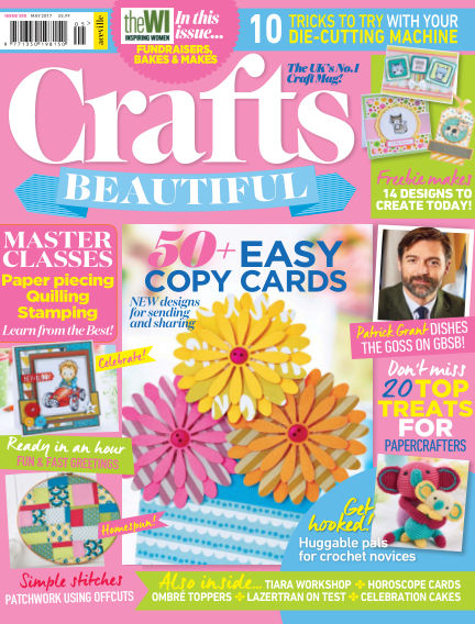 Crafts Beautiful March 31, 2017 00:00