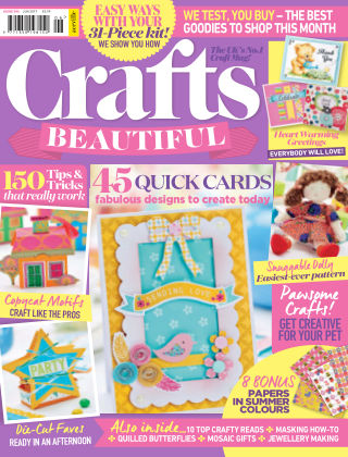 Crafts Beautiful June 2017