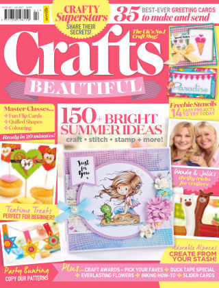 Crafts Beautiful July 2017
